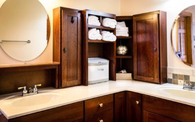 Seven Tips to Make a Smaller Bathroom Bigger